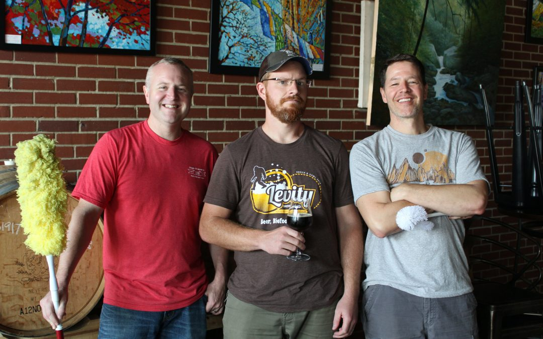 Behind the Beer: Three Friends Turn Their Hobby into a Thriving Business