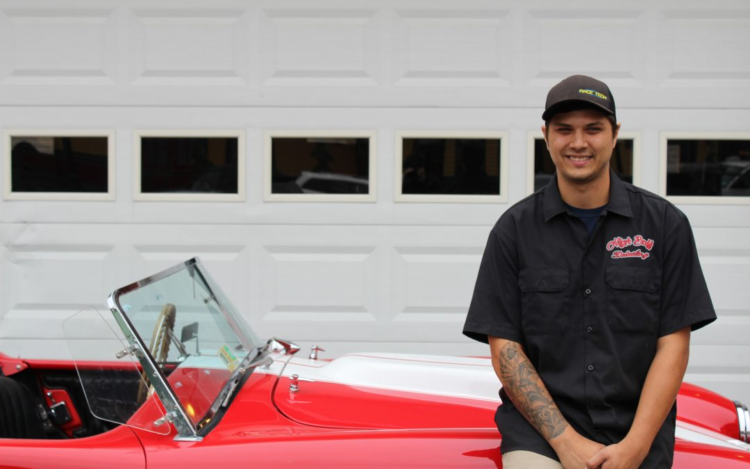 High Buff Detailing: How One Man Turned His Love of Cars Into A Premier Detailing Shop